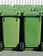 Kanta za smeće PVC 80 lit, 120 lit, 240 lit