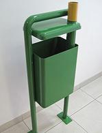 Košara za smeće tip II Zg