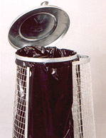Nosač PVC vreće konusni